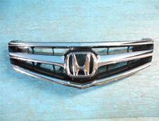 JDM Honda ACCORD ACURA TSX CL7 CL9 kouki Front Grille 06-08 CM Chrome Japan EMS