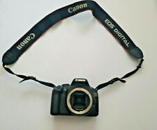 Canon EOS 550D Black Digital Camera Body Only With Bag + 3 Batteries