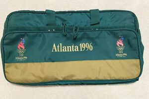 New 1996 US Olympic- 100th Anniversary Large Duffel Bag Never Used In Bag