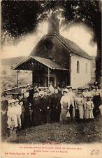 CPA  Les Vosges - La Chapelle Sainte-Claire,prés du Spitzemberg (657955)