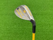 NICE Momentus II Swing Trainer & Short Game Wizard 60* WEDGE Right Weighted Club
