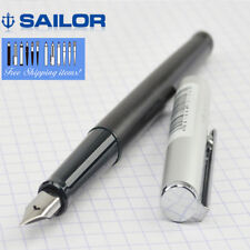 "Sailor ""HigAce neo"" Fountain Pen Black Body x Fine Nib 11-0116-220"