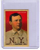 1912 John McGraw, New York Giants limited edition Centennial reprint