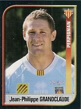VIGNETTE / IMAGE / STICKERS PANINI--RUGBY 2011 N° 298 / GRANDCLAUDE--NEUF