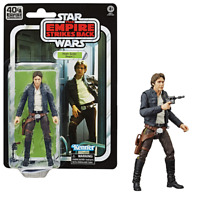 Han Solo – Star Wars Black Series 6-Inch Action Figure [ESB 40th Anniversary]