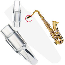"3.58"" Transparent Acrylic Acrylic Alto Saxophone Mouthpiece Music Instrument"