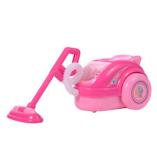 Kids Children's Kitchen Toys Plastic Vacuum Cleaner Toys For Girls Boys