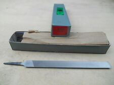 "Nicholson 8""  Half Round Smooth Cut File   04960     USA , NOS. , PRICE IS FOR 1"