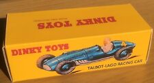 Dinky 230 Talbot-Lago Racing Car Empty Repro Box Only