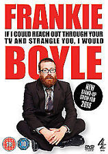 Frankie Boyle - If I Could Reach Out Through Your TV And Strangle You I Would...