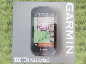 NEW * Garmin EDGE 1030 PLUS BUNDLE GPS Computer  NEW VERSION  010-02424-01
