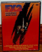 FX 2 ILUSIONES MORTALES DVD NUEVO PRECINTADO ACCION THRILLER (SIN ABRIR) R2