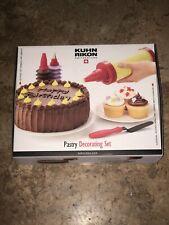 Brand New 20 Piece KUHN RIKON SWITZERLAND  Pastry Cake Cupcake Decorating Set