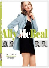 Ally McBeal: The Complete First Season (DVD, 2009, 6-Disc Set)