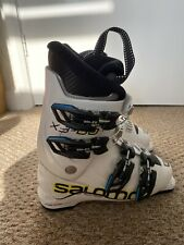 Salomon Ski Boots X3-60T Kids 21 257mm Race Alpine Downhill Slalom Uk2