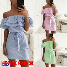 Boho Shirt Size Plus Dresses for Women