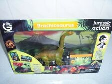 Geoworld Jurassic Action Educational Kit With Movable Dinosaur - Brachiosaurus