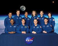8X10 PHOTO THE 2004 CLASS OF NASA ASTRONAUTS BB-725