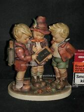"Goebel Hummel Figur 170/I ""Schwieriges Problem"", drei Jungs"