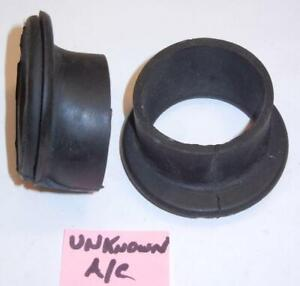 unknown TRIUMPH air cleaner hose boot adapter PAIR ? %