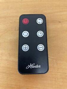 Hunter Fan Remote CONTROL Um-4 Iecro3