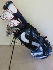 Callaway Graphite Shaft Left-Handed Golf Clubs