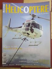 REVUE HELICOPTERE NEWS BUSINESS 8 CRANE GRUE ECUREUIL AS350 B3 CROUZET POIGNEE
