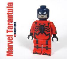 LEGO Custom - Tarantula - Marvel Super heroes mini figure spiderman