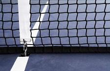 Tennisnetz  Regulierband mit Klettverschluss