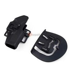 Tactical Quick Draw Hand Gun Holster Right Hand RH Paddle for Glock 17 18 19 27