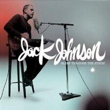"JACK JOHNSON ""SLEEP THROUGH THE STATIC"" CD DIGIPACK NEW+"