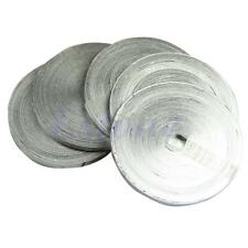 5 Rolls Magnesium Ribbon 25 gm. approx 70 Ft. 99.95 % Mg USA  Awesome Industries