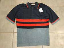 N.O.S Maillot hiver PEUGEOT CYCLES velo old bike bici epoca cycliste
