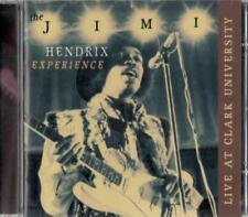 The Jimi Hendrix Experience, Live at Clark University; 9 track CD