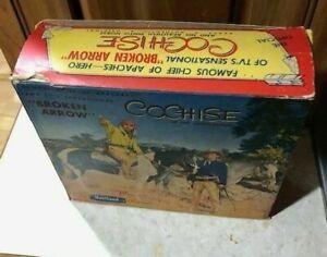 Orugunal Hartland Cochise With Box Horse, Rifle, Pistol,