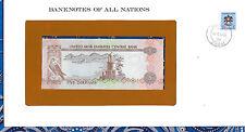Banknotes of All Nations United Arab Emirates UAE 5 Dirhams 1982 P7 UNC*