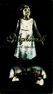 "(CD + DVD) NIGHTWISH ""End Of Innocence""   Deluxe Edition im Hochformat"