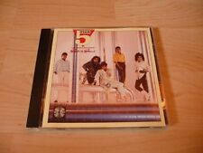 CD 5 Star - Five Star - Silk & Steel - 1986 incl. Can`t wait another minute