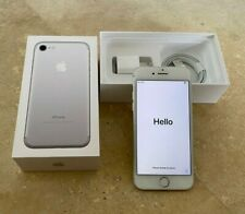 Apple iPhone 7 - 32GB Silver (Unlocked) A1660 Excellent Condition -No Scratches!