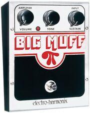 Electro-Harmonix Big Muff Pi Fuzz Pedal