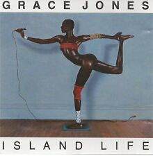 GRACE JONES - Island life - CD album