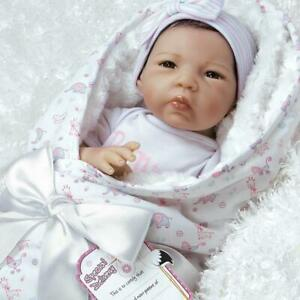 Paradise Galleries Reborn Asian Baby Doll Baby Bundles: Born To Be Spoiled, 19""