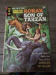 Korak Son of Tarzan #27 VG 1969