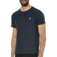 3474fcbfa5d Genuine Polo Ralph Lauren Blue Eclipse Crew Neck T Shirt Tee Mens Size XL