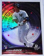 2017 BOWMAN PLATINUM AARON JUDGE RC PURPLE RADAR REFRACTOR 139/250 ONLY 250 MADE