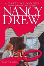 A Taste of Danger (Nancy Drew 174)-ExLibrary