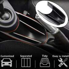 Car Armrest Center Storage Box Accessories Fit For Benz Smart 453 Forfour Fortwo
