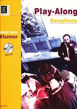 Yale Strom - Play-Along Saxophone World Music: Klezmer plus CD
