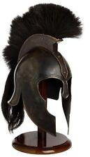 Troy Achilles Armor Helmet Medieval Knight Crusader Greek Spartan Helmet Gift