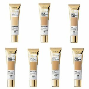 L'OREAL AGE PERFECT RADIANT SERUM FOUNDATION SUNSCREEN w/ SPF 50 EXP: 10/21